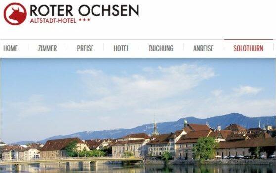 gutes altstadt hotel solothurn